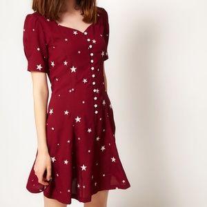 Nishe Celestial Star Sweetheart Dress